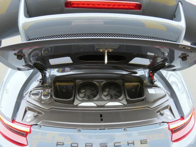 911GT3スポエグFリフターカーボンセラミックスポクロ(29枚目)
