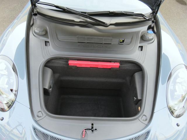 911GT3スポエグFリフターカーボンセラミックスポクロ(32枚目)
