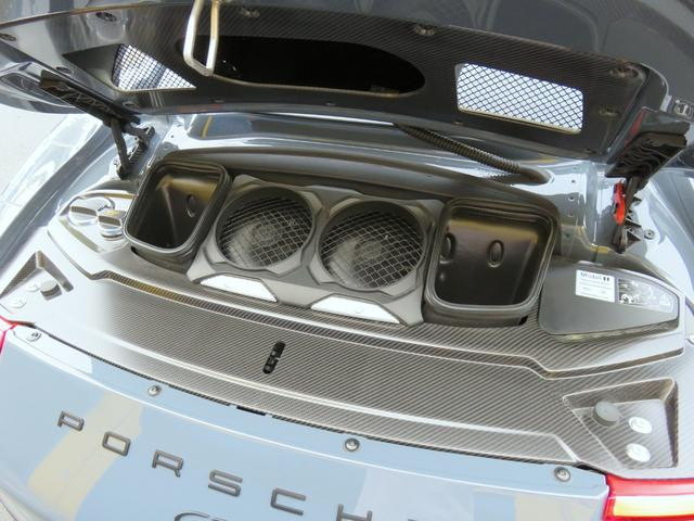 911GT3スポエグFリフターカーボンセラミックスポクロ(33枚目)