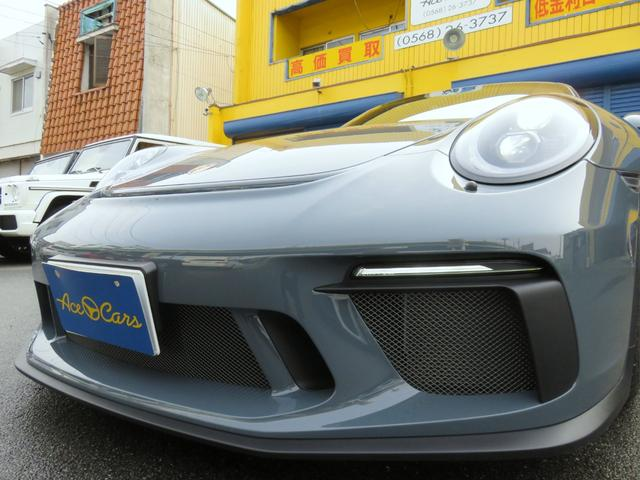 911GT3スポエグFリフターカーボンセラミックスポクロ(34枚目)