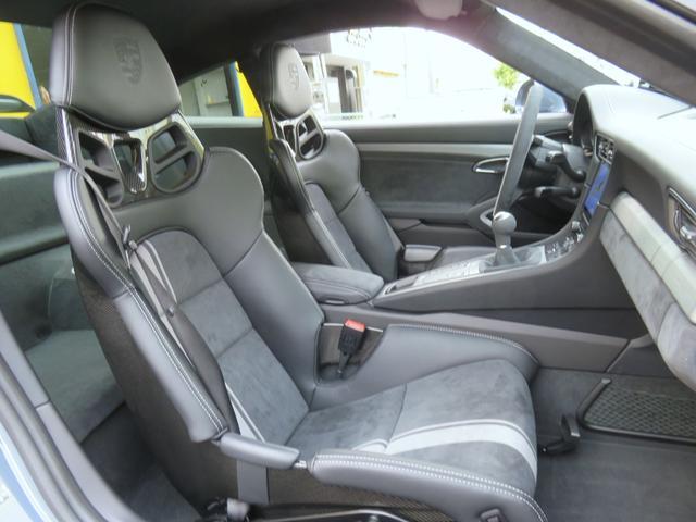 911GT3スポエグFリフターカーボンセラミックスポクロ(36枚目)