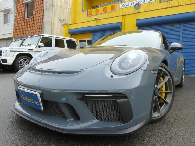 911GT3スポエグFリフターカーボンセラミックスポクロ(37枚目)