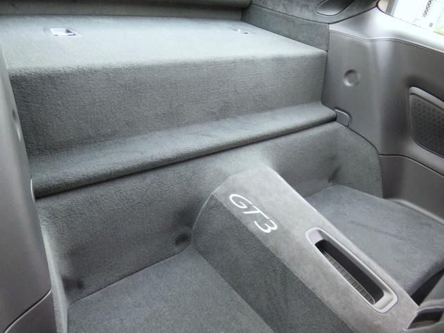 911GT3スポエグFリフターカーボンセラミックスポクロ(38枚目)