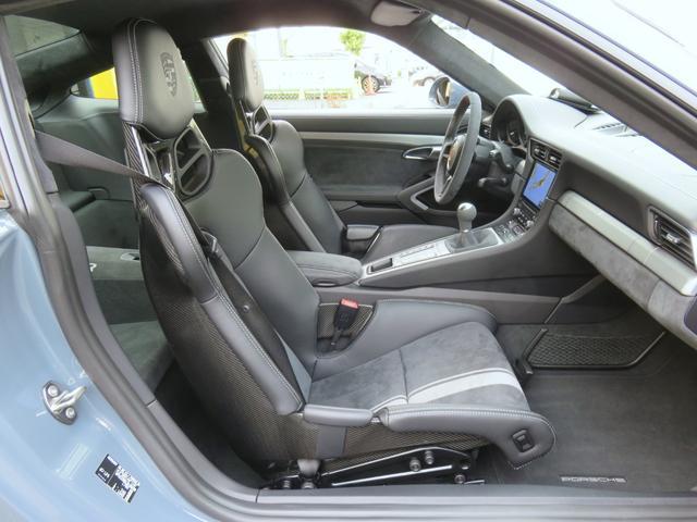 911GT3スポエグFリフターカーボンセラミックスポクロ(39枚目)