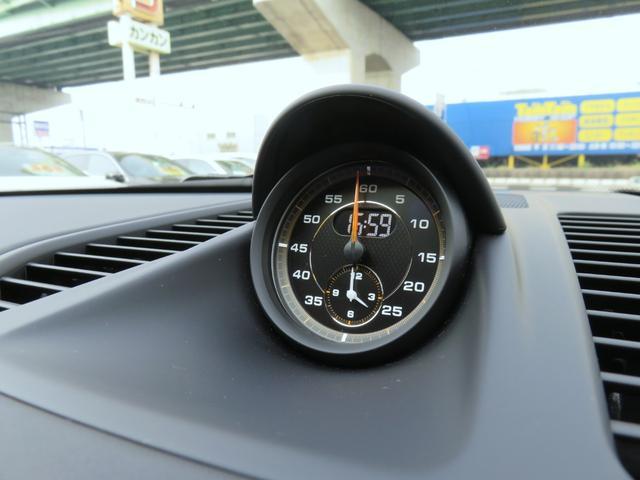 911GT3スポエグFリフターカーボンセラミックスポクロ(49枚目)