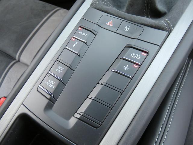911GT3スポエグFリフターカーボンセラミックスポクロ(52枚目)
