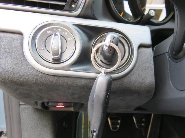 911GT3スポエグFリフターカーボンセラミックスポクロ(56枚目)