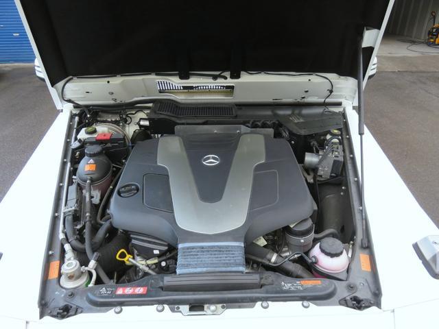 G350d 後期エンジン 禁煙1オーナーレーダーセーフ(19枚目)