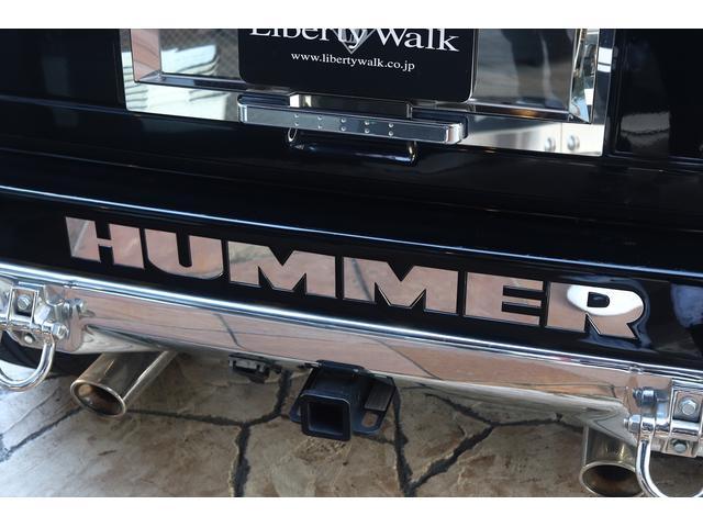 ハマー ハマー H2 ジオバンナエディション ラグジュアリーパッケージ