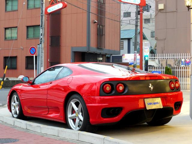 「フェラーリ」「フェラーリ 360」「クーペ」「愛知県」の中古車4