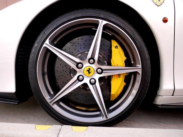 「フェラーリ」「フェラーリ 458スパイダー」「オープンカー」「愛知県」の中古車8