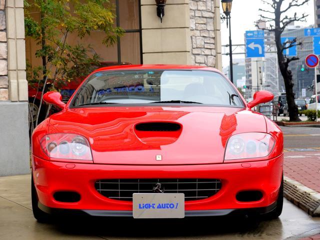 「フェラーリ」「フェラーリ 575」「クーペ」「愛知県」の中古車2