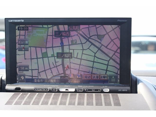 ボルボ ボルボ C30 T-5 純正HDDナビ ボディキット