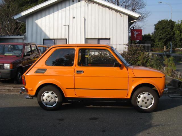 「フィアット」「フィアット 126」「コンパクトカー」「愛知県」の中古車3