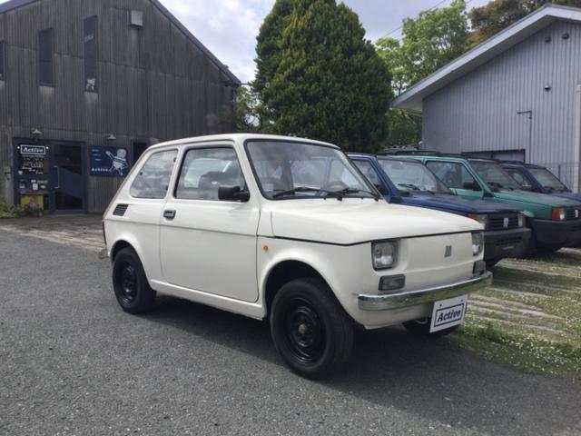 「フィアット」「フィアット 126」「コンパクトカー」「愛知県」の中古車2