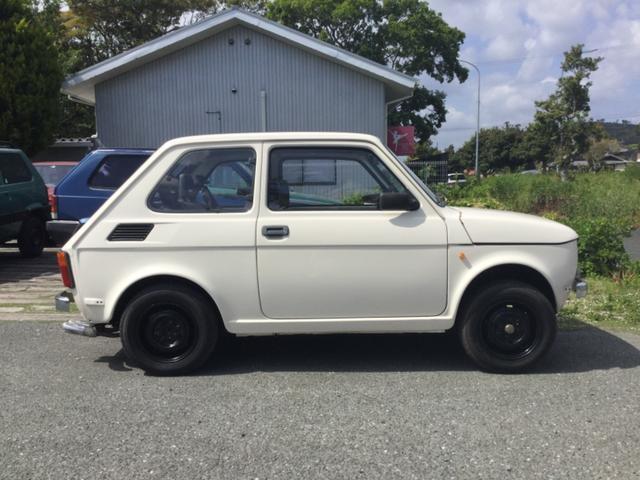 「フィアット」「フィアット 126」「コンパクトカー」「愛知県」の中古車4