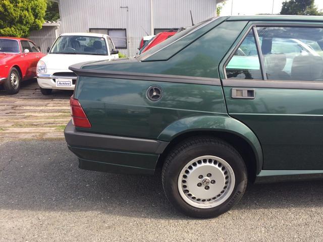 「アルファロメオ」「アルファ75」「セダン」「愛知県」の中古車9