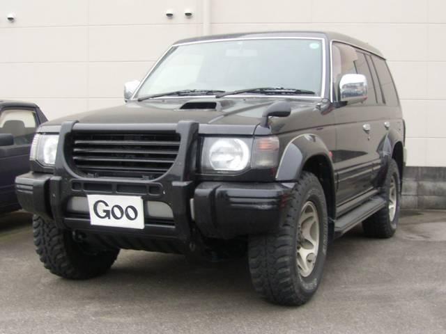 三菱 ロング ディーゼル 4WD