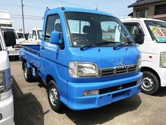ハイゼットトラックエアコン パワステ 4WD