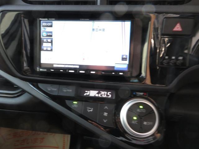 トヨタ アクア G トヨタセーフティセンス クルコン スマートキー