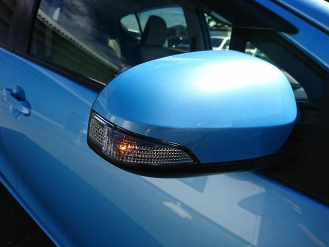 ターンランプ付きドアミラー!オシャレな装備としてはもちろん、対向車からも視認性が良くなりますので、安全性も高まります!