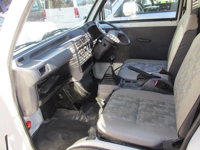 PTOダンプ 4WD 5MT ワンオーナー(4枚目)
