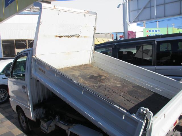 PTOダンプ 4WD 5MT ワンオーナー(6枚目)