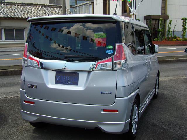 「三菱」「デリカD:2」「ミニバン・ワンボックス」「岐阜県」の中古車4
