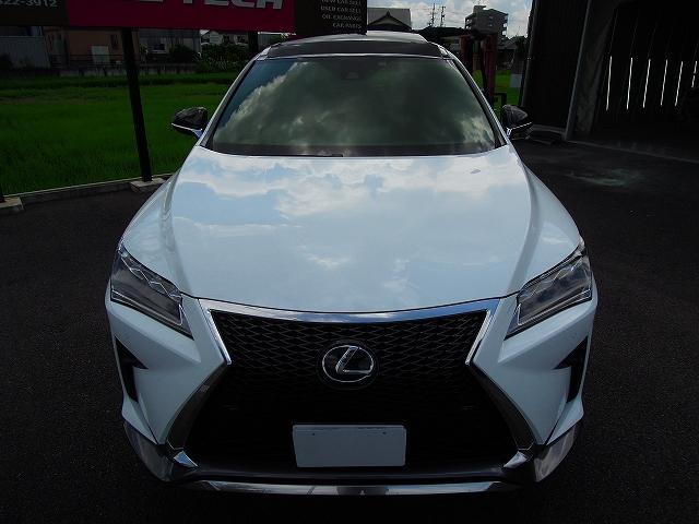 「レクサス」「RX」「SUV・クロカン」「岐阜県」の中古車9