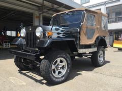 ジープディーゼルターボ 4WD