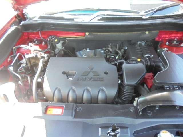 2400ccMIVECエンジン