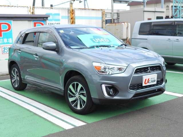 「三菱」「RVR」「SUV・クロカン」「北海道」の中古車3