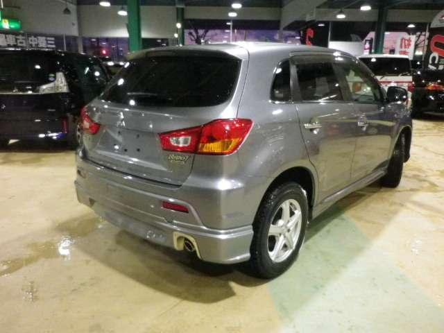 「三菱」「RVR」「SUV・クロカン」「北海道」の中古車5