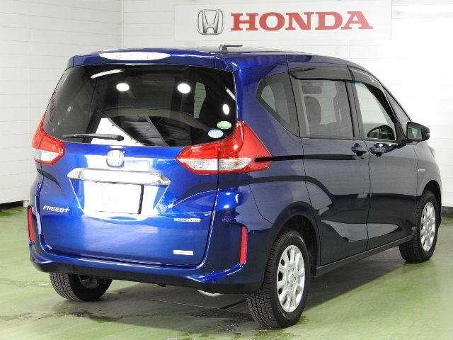 「ホンダ」「フリード」「ミニバン・ワンボックス」「北海道」の中古車8