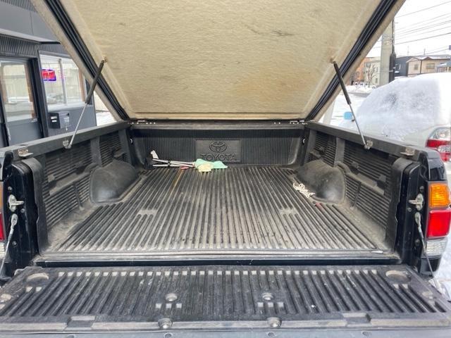 アクセスキャブ リミテッド 4WD トノカバー バックカメラ 新品MTタイヤAW 法定点検整備実施、車検取得後に納車いたします(9枚目)