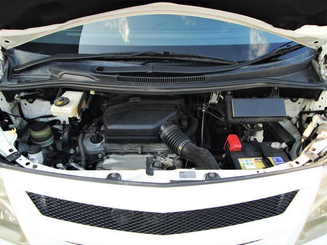 2400ccタイミングチェーン式のエンジンです。