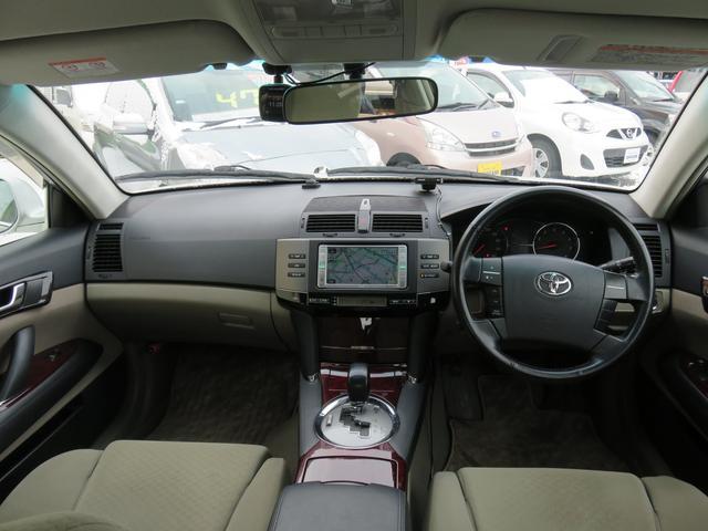 250G Four 4WD ドライブレコーダー前後 HID 運・助手席パワーシート プッシュスタート ナビ バックカメラ 寒冷地仕様(3枚目)