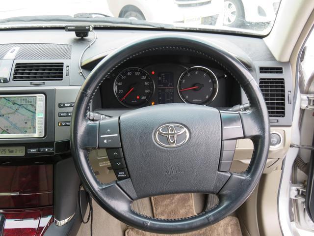 250G Four 4WD ドライブレコーダー前後 HID 運・助手席パワーシート プッシュスタート ナビ バックカメラ 寒冷地仕様(4枚目)
