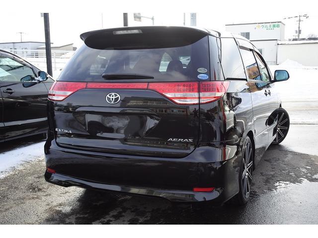 トヨタ エスティマ 2.4アエラス Gエディションナビスペシャル19AW新品