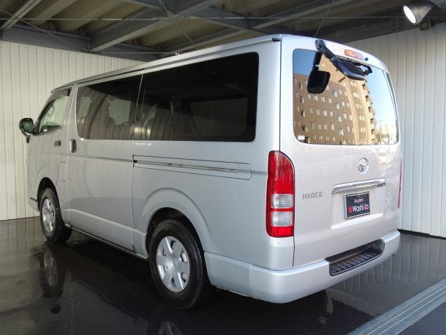 トヨタ ハイエースバン ロングDX GLパッケージ 寒冷地仕様 5ドア