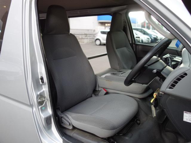 トヨタ ハイエースバン ロングDX 4WD