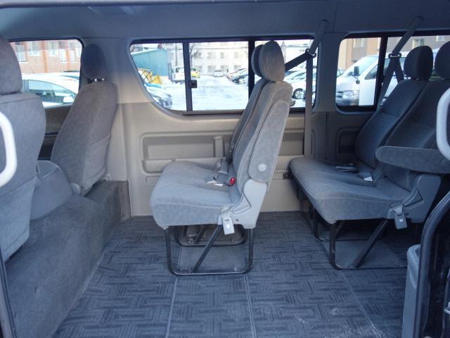 GL 4WD 10人乗(12枚目)
