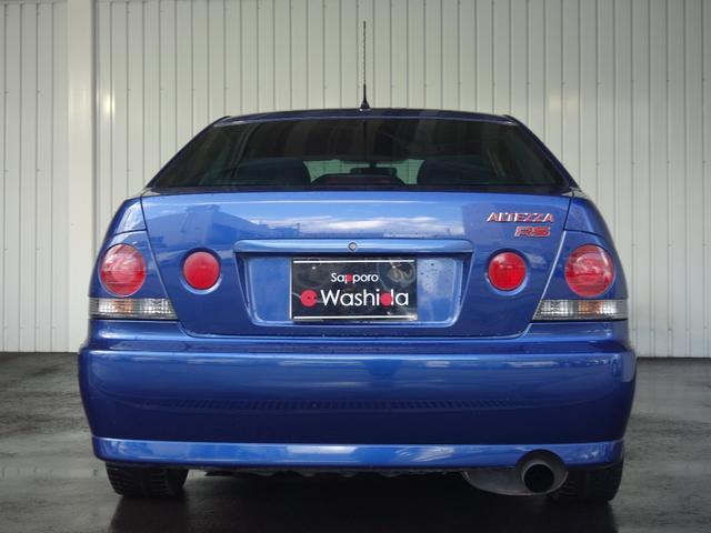 RS200 Zエディション LEDヘッドライト(6枚目)