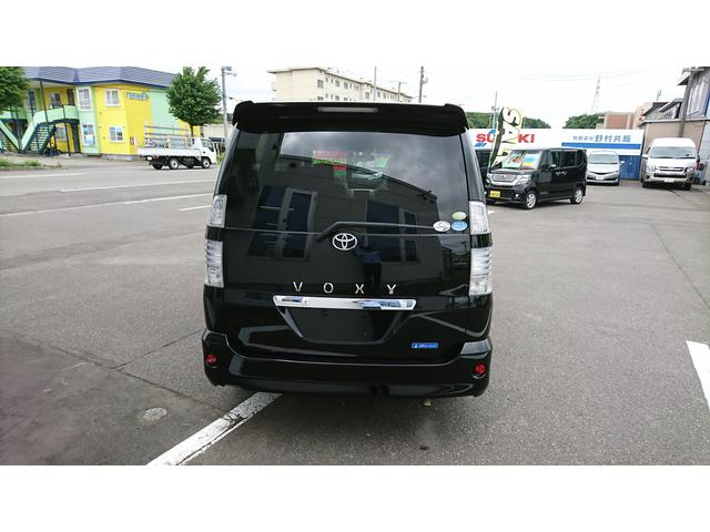トヨタ ヴォクシー Z 煌 本州仕入れ 4WD
