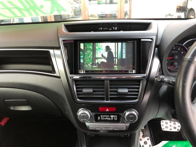2.5iアイサイト 4WD 本州仕入 社外ナビTV バックカメラ 夏冬タイヤ付き(14枚目)