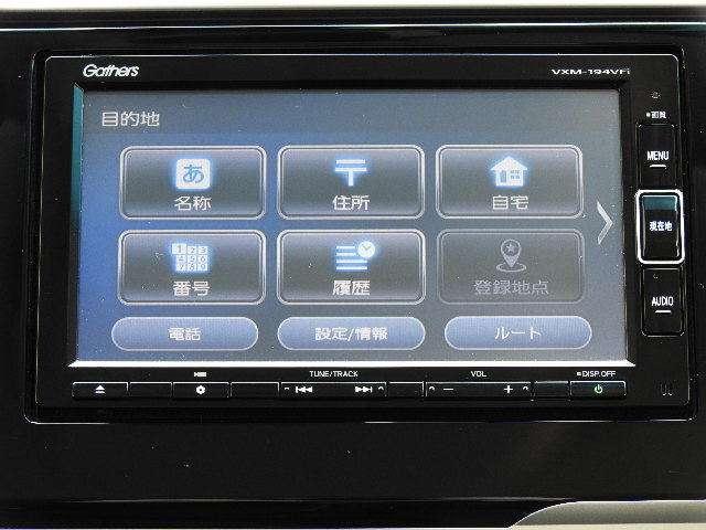 13G・Fコンフォートエディション サポカーS ナビ リアカメラ 4WD(3枚目)