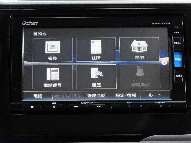 13G・L ホンダセンシング サポカーS ナビ リアカメラ 4WD(3枚目)