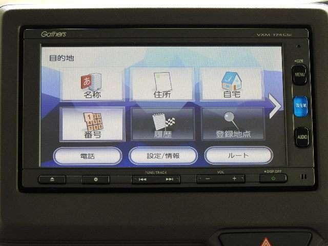 G・EXホンダセンシング サポカーS ナビ リアカメラ 4WD(3枚目)