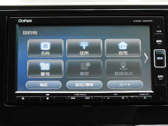 L ホンダセンシング サポカーS ナビ リアカメラ 4WD(3枚目)