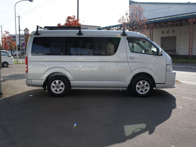 「トヨタ」「ハイエース」「ミニバン・ワンボックス」「北海道」の中古車46